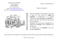 Pressurée à l'ancienne au Domaine Paul Champier : comment participer ?