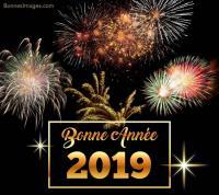 BONNE ET HEUREUSE ANNEE 2019 ! Les vignerons du DOMAINE PAUL CHAMPIER vous souhaitent une bonne année.